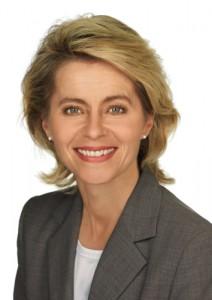 Ministerin Ursula von der leyen (Foto: Bundesministerium für Arbeit und Soziales)