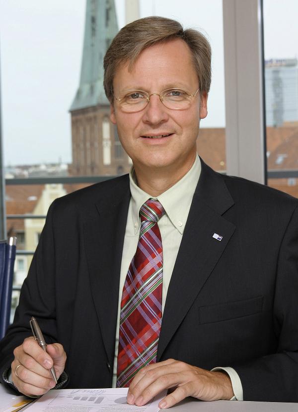 DIHK-Geschäftsführer Martin Wansleben (Foto: DIHK)